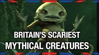 Britain's Scariest Mythical Creatures - Anglophenia Ep 4