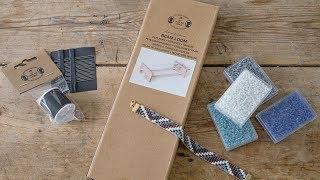 DIY : How To Use A Bead Loom By Søstrene Grene
