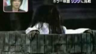 大猩猩学贞子 暴逼真!太有才了!.