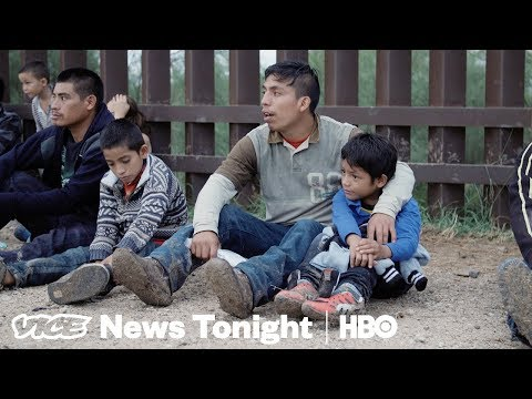 Listen To A Judge Tell An Immigrant Father He Doesn't Know Where His Child Is (HBO)