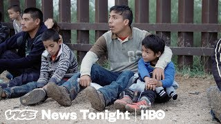 Listen To A Judge Tell An Immigrant Father He Doesn't Know Where Her Child Is (HBO)