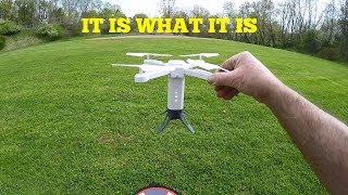 JJRC H51 Rocket 360 Drone WIFI FPV With 720P HD Camera Outdoor Flight