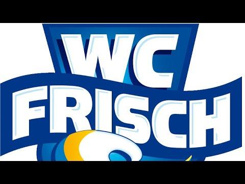 WC Frisch Werbung