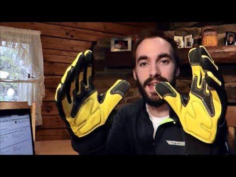 My New Winter Work Gloves