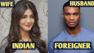 8 Famous Indian Celebrities Who Married To Foreigners | Priyanka Chopra, Nick Jonas, Shruti Haasan