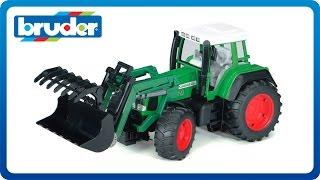 Fendt Favorit 926 Vario Tractor con cargador frontal