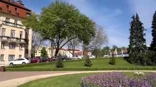 preview picture of video 'Health Spa Piestany Slovakia - Hotel Thermia Palace *****'