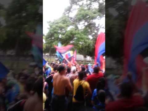 """Monagas SPORT CLUB los brujo Chaimas"" Barra: Guerreros Chaimas • Club: Monagas"