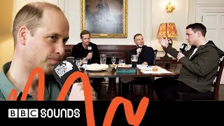 The Duke Of Cambridge On The Pressures Of The England Changing Room   That Peter Crouch Podcast