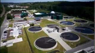 preview picture of video 'Station d'épuration de la Vallée de la Dyle (Basse-Wavre)'