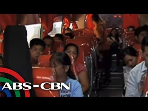 [ABS-CBN] Mga bus na overloaded at bagsak sa roadworthiness, hinuli