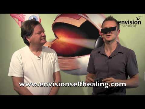 Homoktövis a látás javítása érdekében