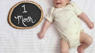How To DIY Baby Month Sign - DIY Crafts Tutorial - Guidecentral