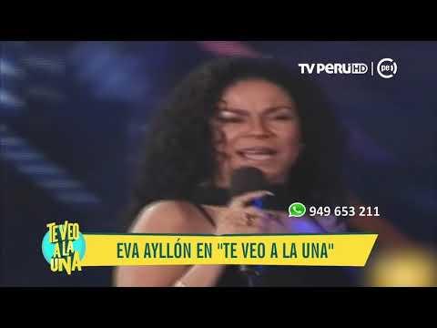 Te veo a la una (TV Perú) - Homenaje a la maestra