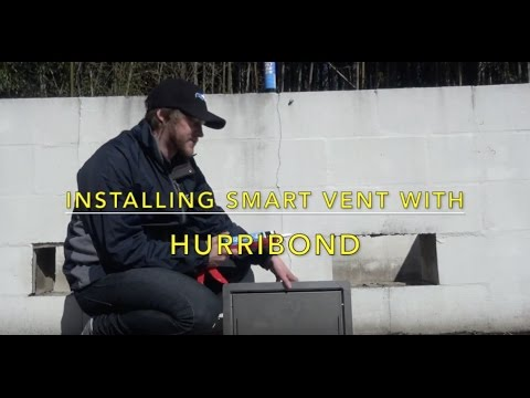 Installation with HurriBond™ Thumbnail