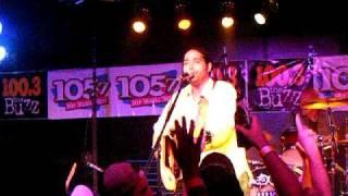 Josh Thompson ~ Blame It On Waylon ~  7-2-10  Live!