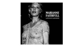 Marianne Faithfull - She's Got a Problem (Live in London, 1978)