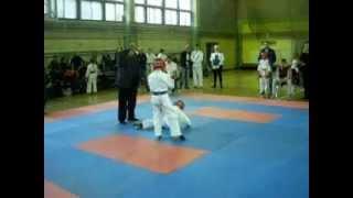 Kyokushin Karata Saglik Hamza 21.10.2012