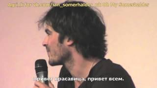 Иэн Сомерхолдер, Ian Somerhalder Part 1