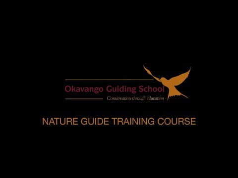 African Guide Academy: Nature Guide Training Course