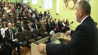 В Новгородском университете начала работу региональная научно-практическая конференция по патриотическому воспитанию