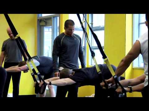 TRX Suspension Training Course (preview) - YouTube