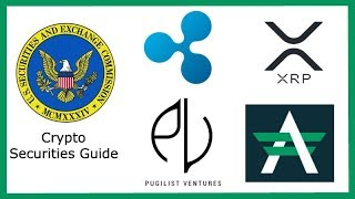 SEC Crypto Securities Guide - Ripple Whitehouse Proof - Pugilist Ventures XRP - XRP Advanced Cash
