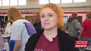 Hundreds Volunteer for Feed My Starving Children Event
