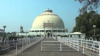 Deekshabhoomi Buddhist Pilgrimage Centre in Nagpur