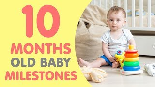 10 Month Old Baby Milestones