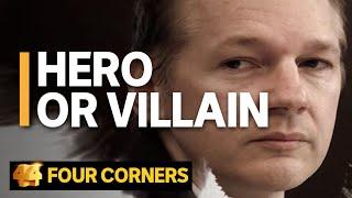 Hero Or Villain: The Prosecution Of Julian Assange