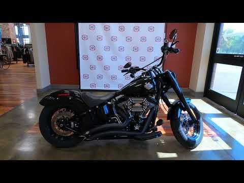 2016 Harley-Davidson Softail Slim S-Series