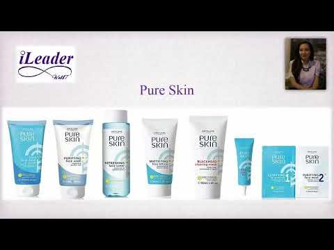 Матирующий крем-флюид для лица Pure Skin