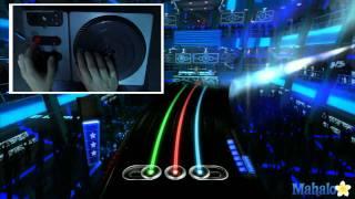 "DJ Hero 2 Strategies-Iyaz ""Replay"" vs. Rihanna ""Rude Boy"" Expert Mode 5 Stars"