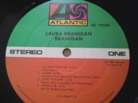 Laura Branigan - Gloria  '82  LP