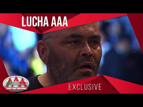 PARKA versus KONNAN   Lucha Libre AAA Worldwide