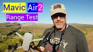 MAVIC AIR 2 Total Range Experience - Amazing - 4K - FPV Strength