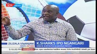 Timu ya Kariobangi Sharks ipo tayari kuchuana na Asante Kotoko katika mechi ya Kombe la Mashirikisho