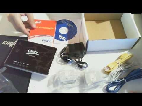 ADSL2+ROUTER ( AR21RU-V2 ) ABA CANTV