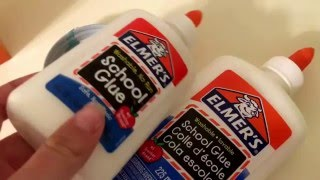 Glue baking soda slime recipe slime only 2 ingredient super easy how to make slime with baking soda and glue ccuart Gallery