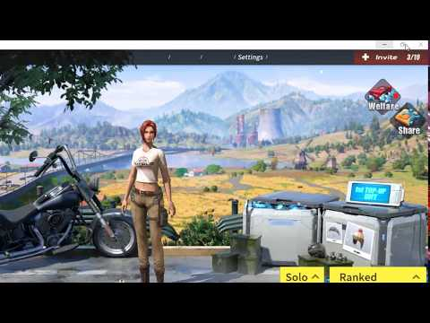 Rules of Survival PC: How To Fix Extremely Lag (1fps) Issue On Windows 10 Version 1709
