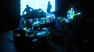 Fall Back - Factory Floor @ Music Hall of Williamsburg, 4/23/2014