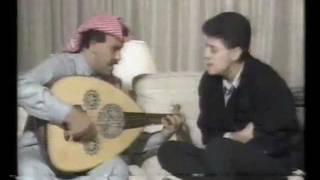 اغاني حصرية جورج وسوف وخالد الشيخ في لقاء نادر 2/1 تحميل MP3