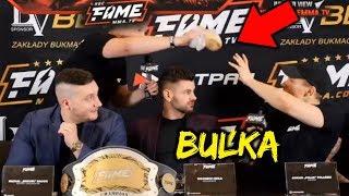 MAGICAL WRĘCZA BUŁKĘ POLAKOWI FAME MMA!