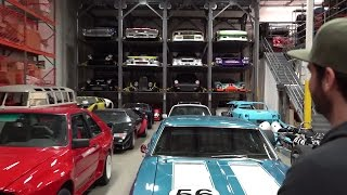 This Is What OVER $150 MILLION In Cars Looks Like!