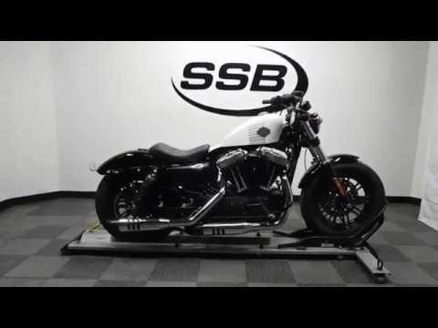 2017 Harley-Davidson Forty-Eight in Eden Prairie, Minnesota