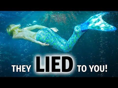 The Truth Behind the Mermaid Myth