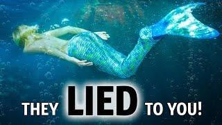 The Truth Behind the Mermaid Myth Revealed