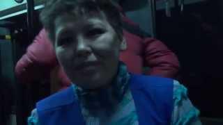Женщина-кондуктор из Экибастуза проснулась звездой. часть 1