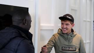 FRENNA & LIL' KLEINE Verrast Door Zanger Van ABEL & BIRGIT SCHUURMAN #VerledenTijd